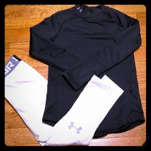 UNDER ARMOUR KIDS COLD GEAR